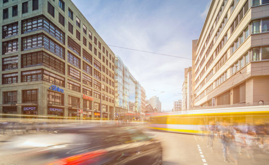 Berlin Friedrichstrasse
